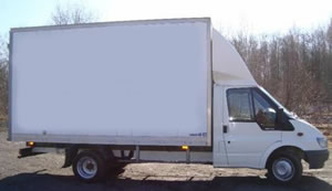 man and van rental in Stockport
