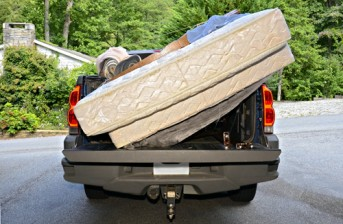 Moving mattress on your own