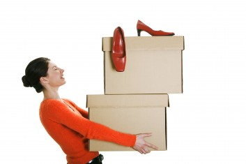Save on moving - declutter