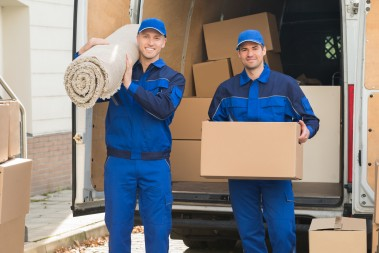 Removals Company Workers