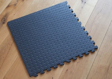 Mats to protect floors